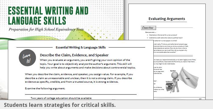 Essential Skills Workbooks